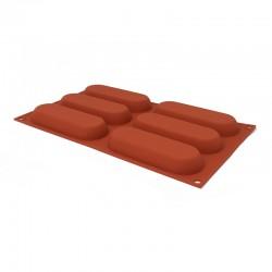 Molde silicona forma de soletilla
