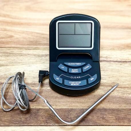 Termometro horno con sonda