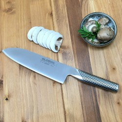 Cuchillo Santoku Global G-46