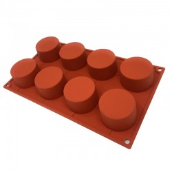 Molde silicona multicavidades