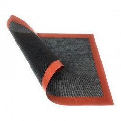 Tapete de silicona perforado