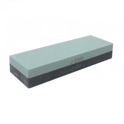Piedra para afilar cuchillos Wusthof grano 400/2000