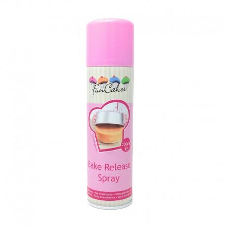 Spray antiadherente para reposteria