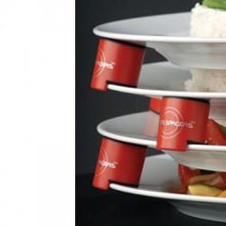 Plate spacers domestico (9 unidades)