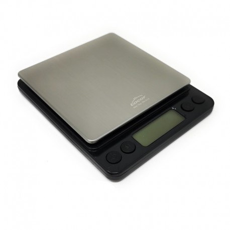 Bascula de precision electronica 2 kg