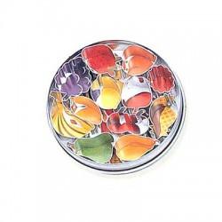 Corta pastas forma frutas (caja 12 uds.)