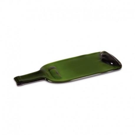 Botella plana para presentacion platos