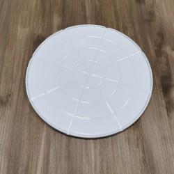 Plato de porcelana para pizza