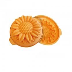 Molde de silicona forma de girasol