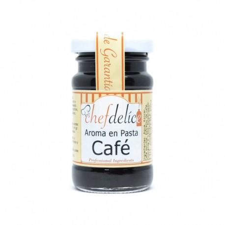 Aroma de cafe en pasta ChefDelice