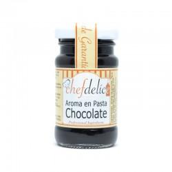 Aroma de chocolate en pasta ChefDelice