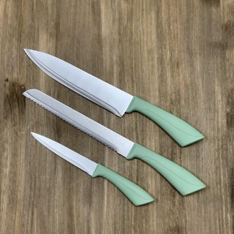 Juego cuchillos de cocina