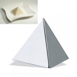 Molde emplatar forma piramide 8x8