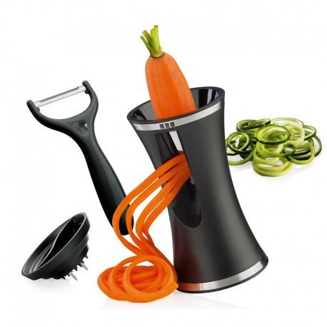 Cortador Spirelli Kuchenprofi y pelador de verduras