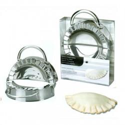 Molde para empanadillas inox 10 cms