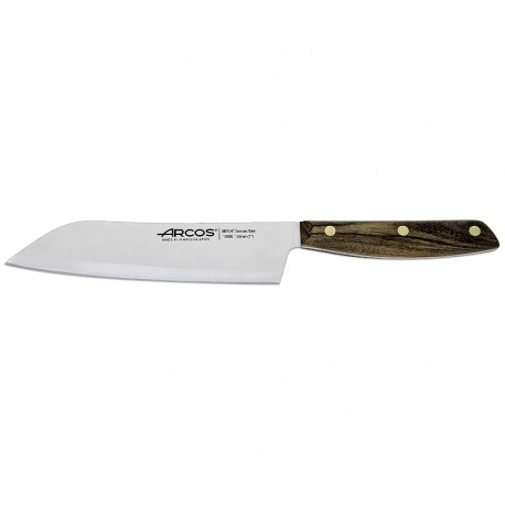 Cuchillo Santoku Arcos 19 cms serie Nordika