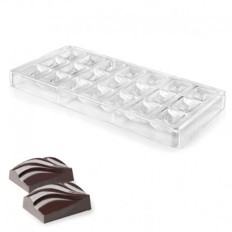Lacor moldes para hacer bombones de chocolate