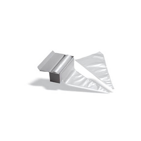 Manga pastelera desechable 55 cms (100 uds)