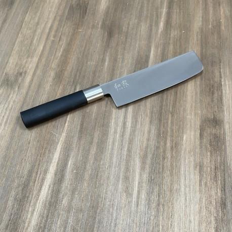 Cuchillo Nakiri Wasabi Black