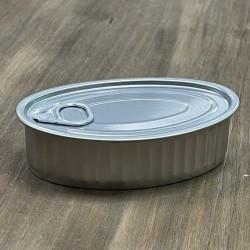Lata oval para catering y presentaciones