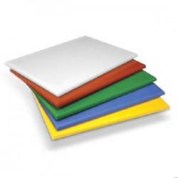 Tabla para cortar alimentos de 30 cms en colores for Utillaje cocina