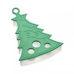 Molde para hacer galletas forma arbol de navidad