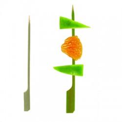 Brocheta de bambu teppo 15 cms (100 uds)
