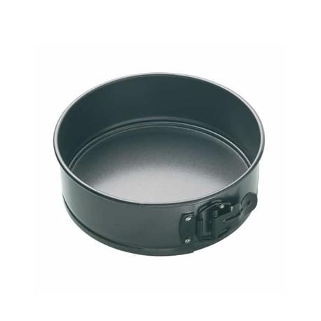 Molde redondo desmontable 25 cms