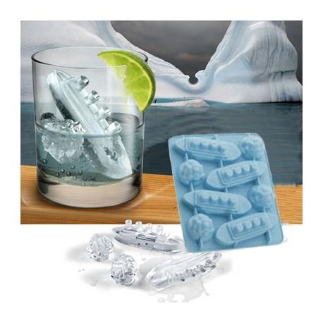 Bandeja de hielo gin titonic
