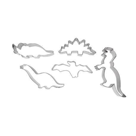 Corta pastas forma dinosaurios