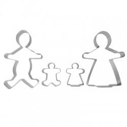 Cortapastas familia