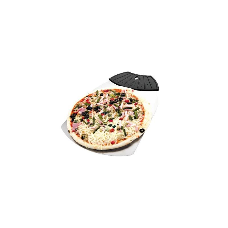 Pala para pizza inox lacor 61461 for Pala horno pizza