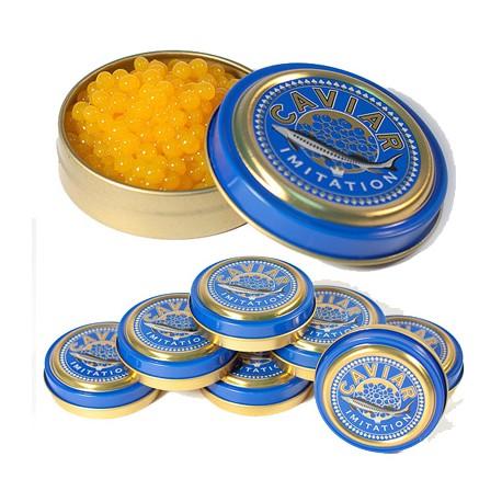 Latas falso caviar (3 uds)