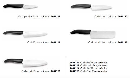 Kyocera cuchillos de cocina