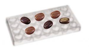 Bandeja de policarbonato para bombones